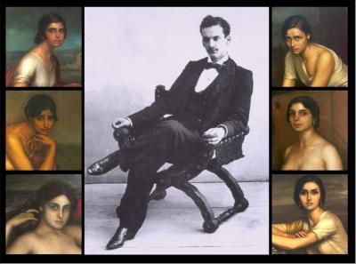 Las mujeres de Romero de Torres